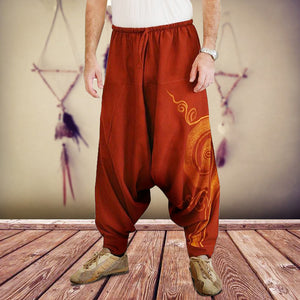 2019 Spring Scotland Style Fashion Trend Harlan Pants
