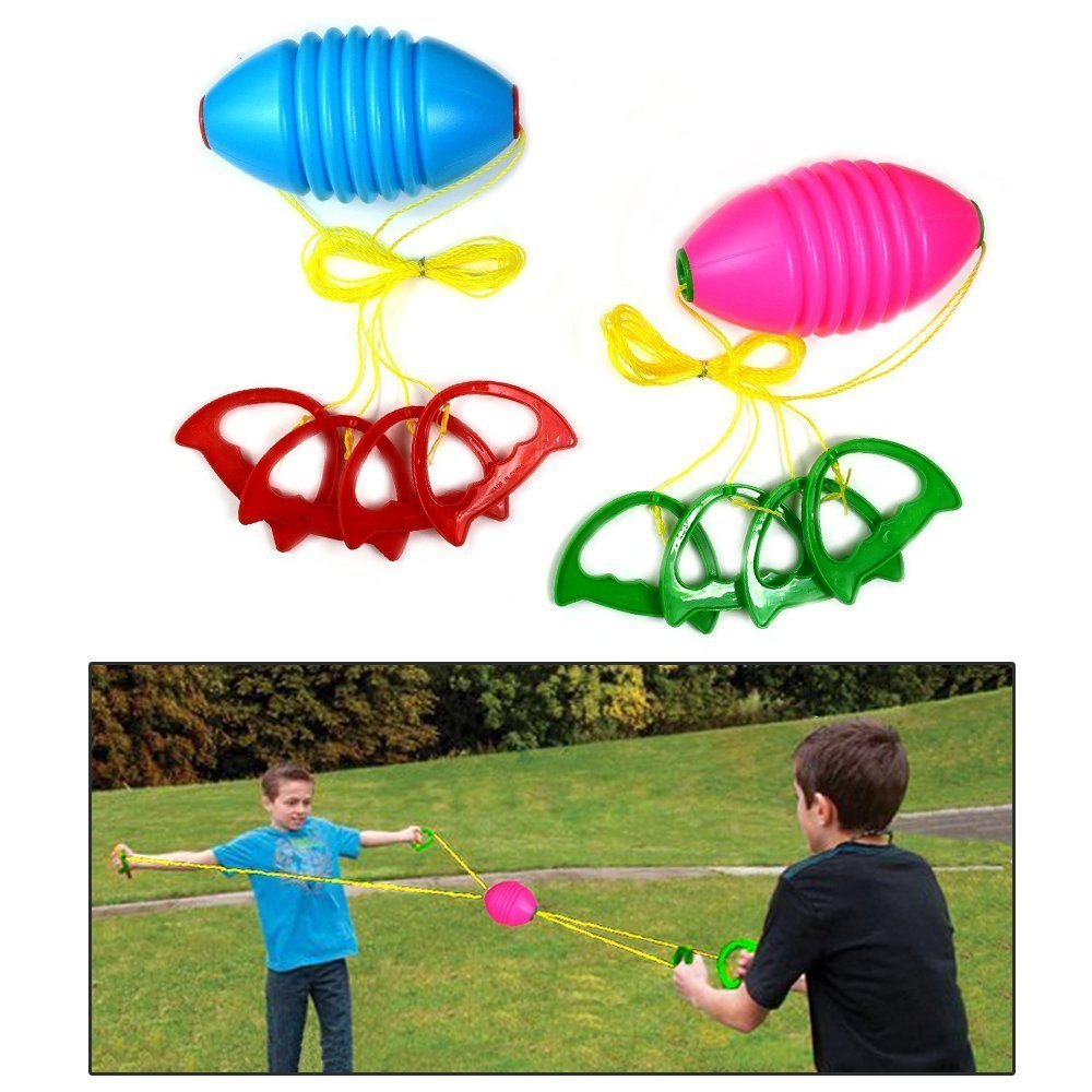 Zip Ball Game | 3 Sets of Sliding Ball Fitness Games for kids| Pack of 3 Speed Ball Upper Body Workout Set for Kids - Bilateral Coordination Toy Ball Slider Activity Game for Family