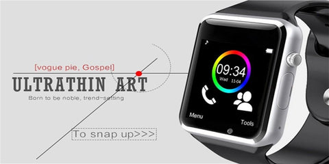 Image of A1 Smart Watch