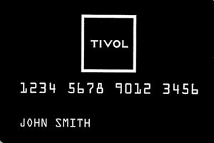 Tivol Credit Card