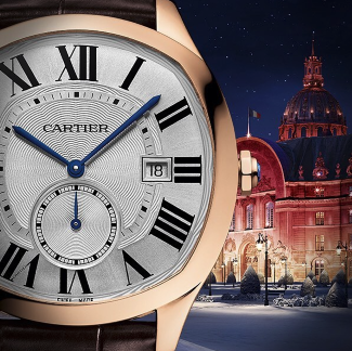 Men's Cartier Watch