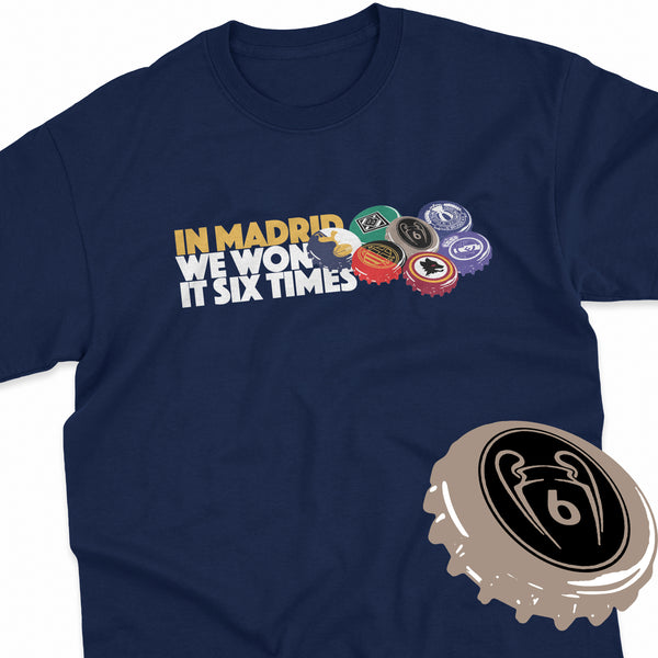 6 Times 'On The Special Brew' Tee