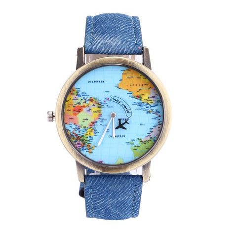 """Across the Pond""  Women's Wristwatches"