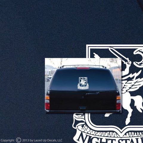 Image of Decal - 160th SOAR Large Decal