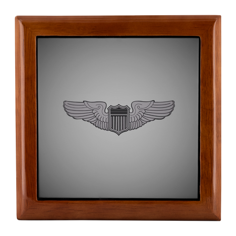 Image of Premium Display Case | USAF-Pilot Wings