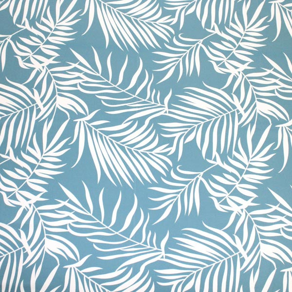 Tropical Palm Printed Spandex