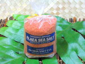Hawaiian Alaea Red Sea Salt