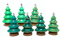 Load image into Gallery viewer, Tiny Christmas Tree Decor