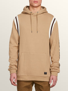 Thrifter Pullover Hoodie - Sand Brown