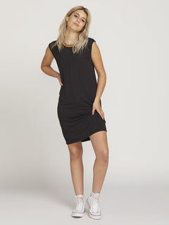 Ivol Dress  - Black