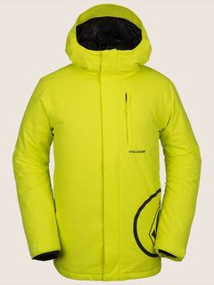 17 Forty Insulated Jacket - Lime