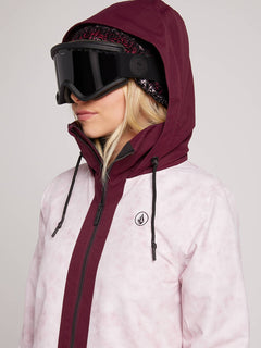 Westland Insulated Jacket - Pink