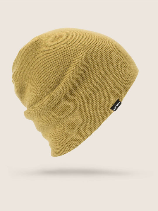 Modern Beanie - Resin Gold