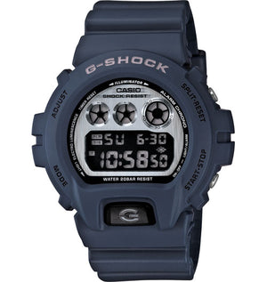 Casio DW-6900HM-2 G-Shock Resistant Digital Dial With Resin Strap Watch