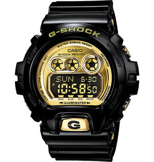 G-Shock Men's Digital Black Resin Strap Watch 54x58mm GDX6900FB-1