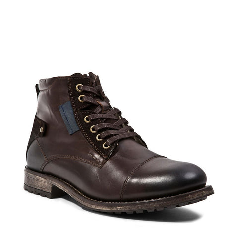 UPFRONTF BROWN LEATHER