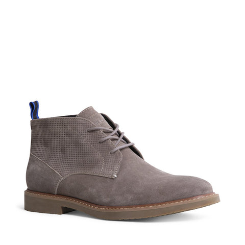 HARDENN TAUPE SUEDE