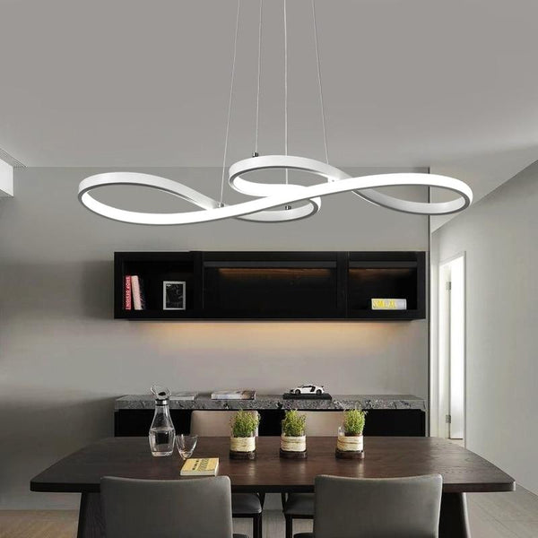 Maeve - LED Infinity Chandelier