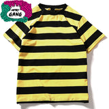 """ Stripes "" T-Shirt Streetwear"