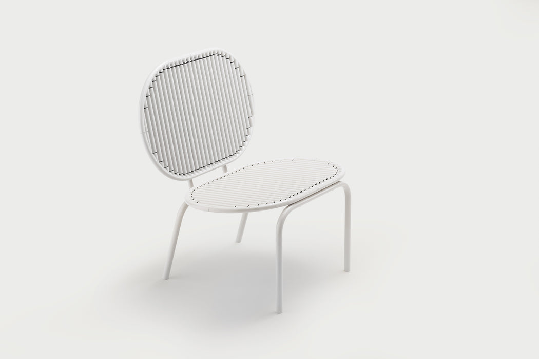 ROLL COLLECTION - Lounge Chair