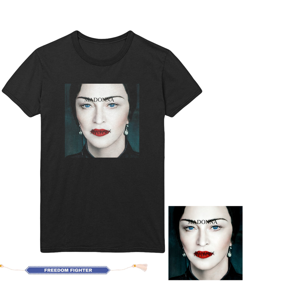 Madame X Album Cover Tee, CD & Digital Album-Madonna