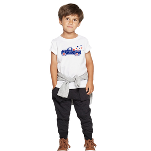 Toddler Freedom Truck T-Shirt