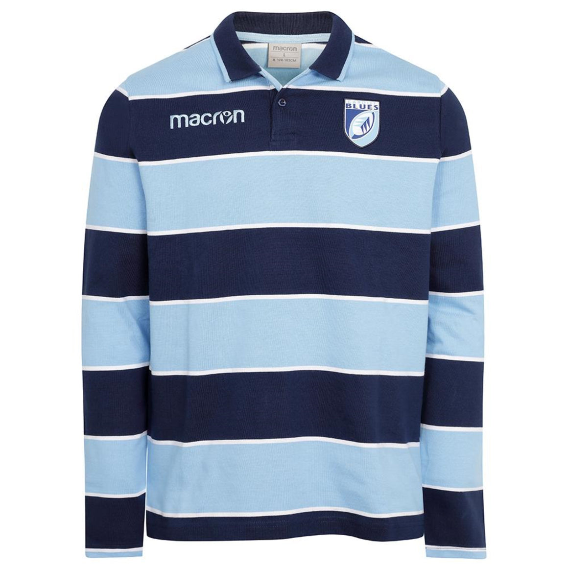 Cardiff Blues Rugger Jersey Adult 18/19