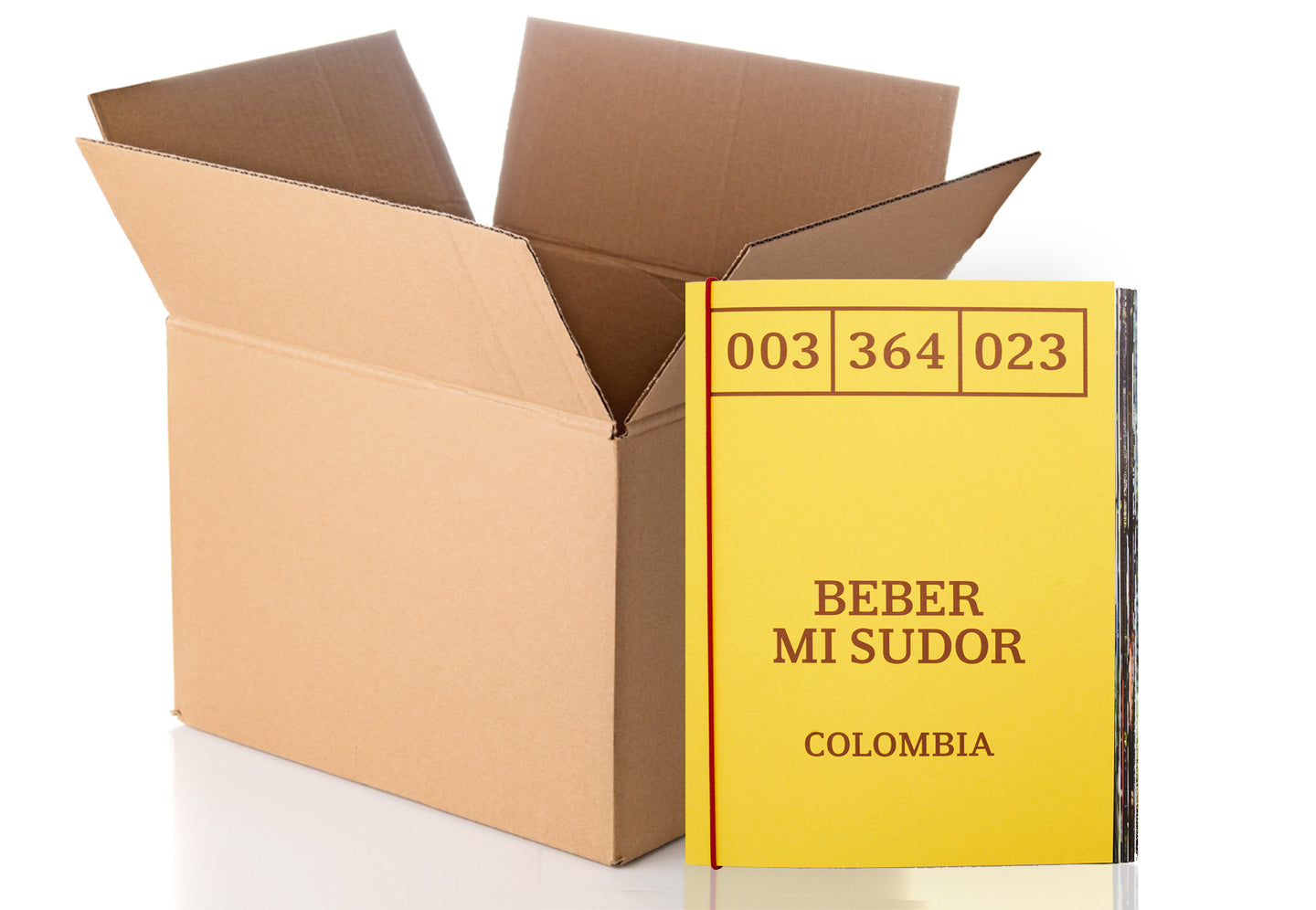 'Beber Mi Sudor' - Colombia - *WHOLESALE*