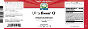 Ultra Therm™ CF (120 Caps)