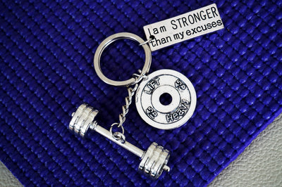 Motivational Keychains