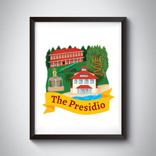 Load image into Gallery viewer, Presidio Art Print