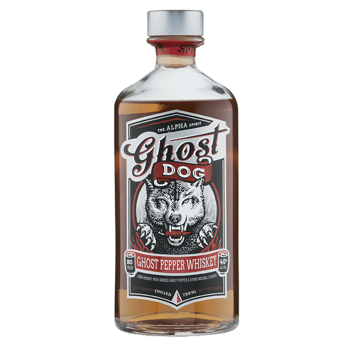 Chambers Bay Distillery Ghost Dog Whiskey 750mL buy online great american craft spirits
