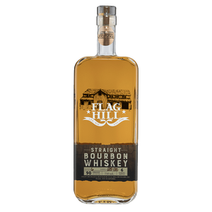 Soft, warm notes of butterscotch and toffee develop from the barrel and our seasons.  As the bourbon finishes, it leaves you with layers of earthy flavors.