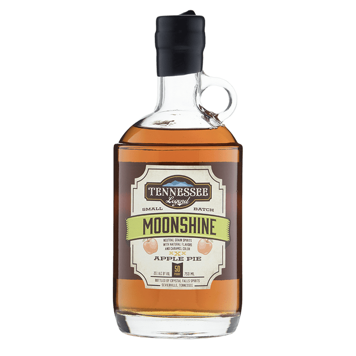 Tennessee Legend Apple Pie Moonshine 750mL buy online great american craft spirits