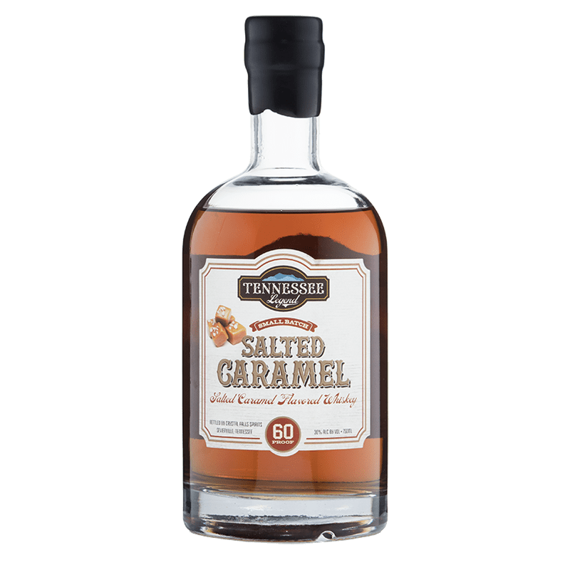 Tennessee Legend Salted Caramel Whiskey 750mL  buy online great american craft spirits