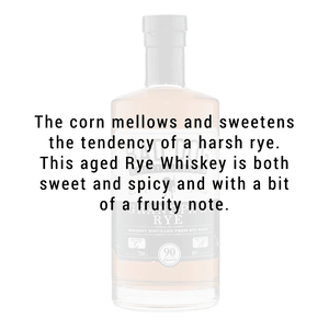 Bad Dog Distillery Grandpa's Rye 750mL