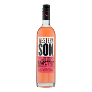 western son ruby red vodka grapefruit