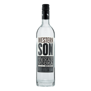 Western Son Vodka 750ml