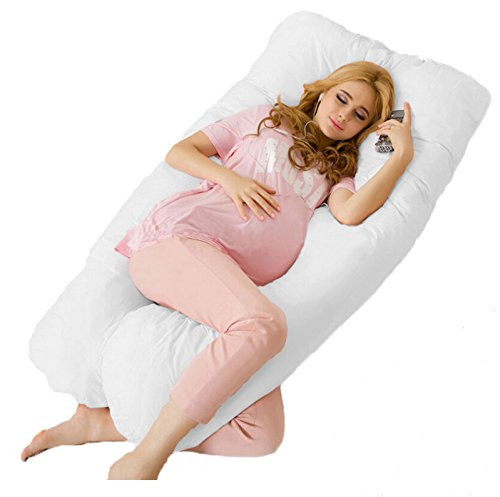 Remarkable Large Cotton Bedding Pillow For Pregnant Women Pregnancy Pillow U Shape Waist Belly Support Protecting For Sleep And Nursing Uwap Interior Chair Design Uwaporg