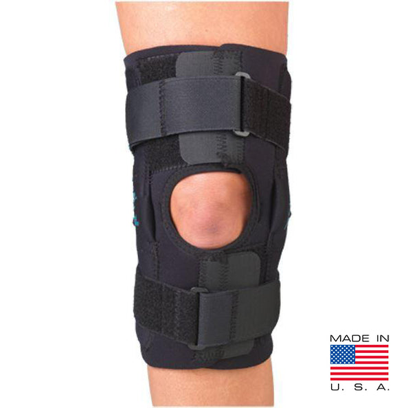 COOLFLEX Gripper Hinged Knee