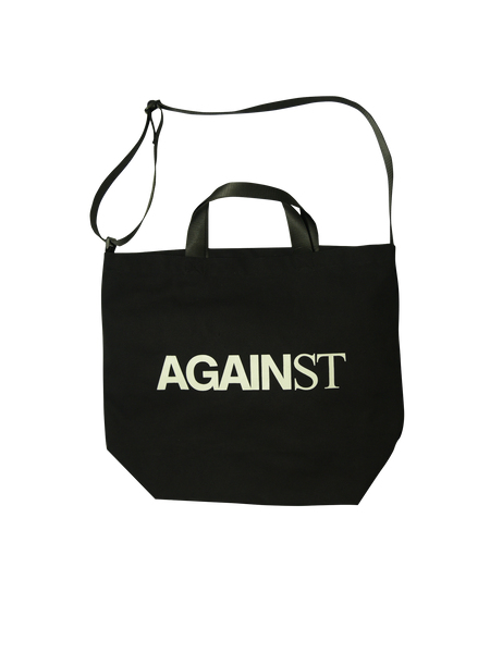 LOGO SLING BAG BLACK