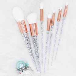 Dazzle 7 Piece Brush Set