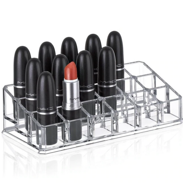 Luxe Acrylic Solid Lipstick Organizer