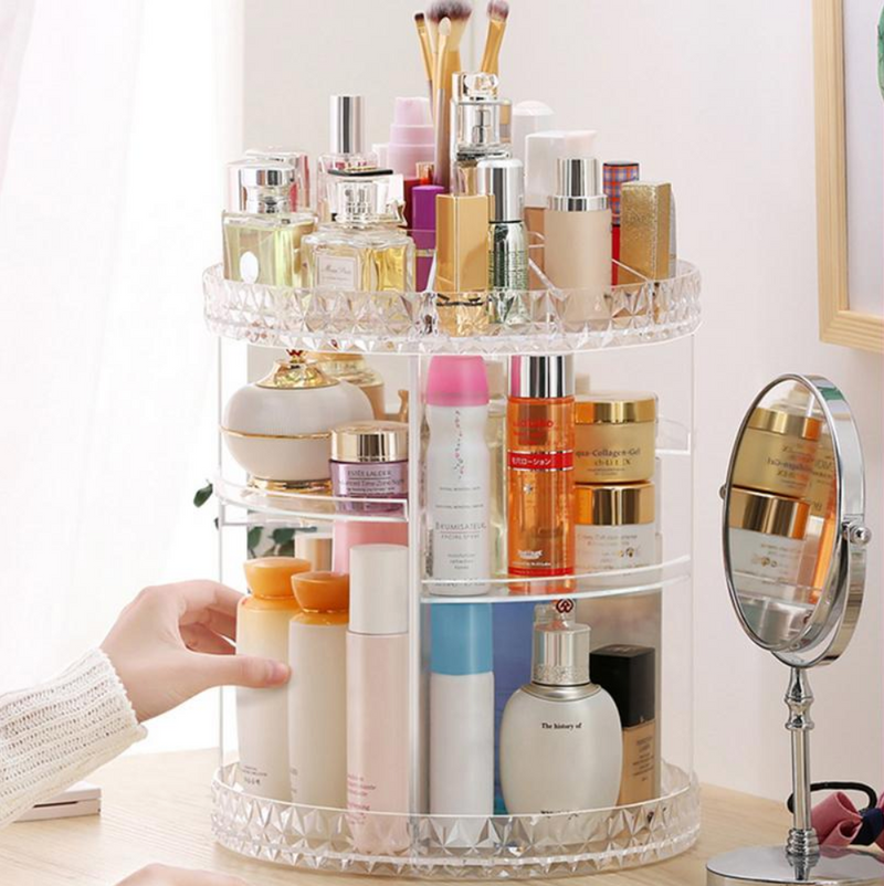 Revolve Diamond Series Beauty Organizer