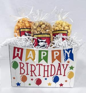 Birthday Balloons | Birthday Gift Basket