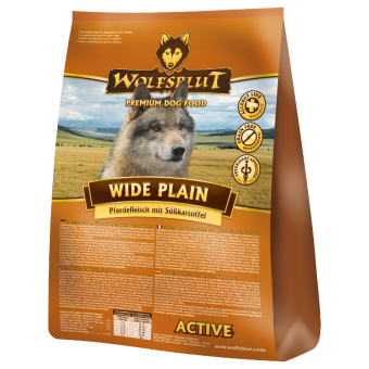 Wolfsblut Wide Plain Active Adult