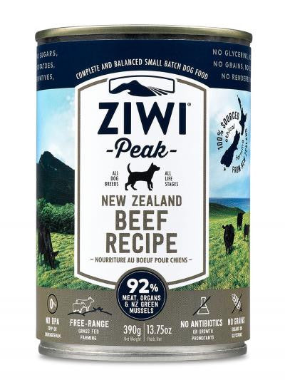 Ziwi Peak Moist Beef For Dogs