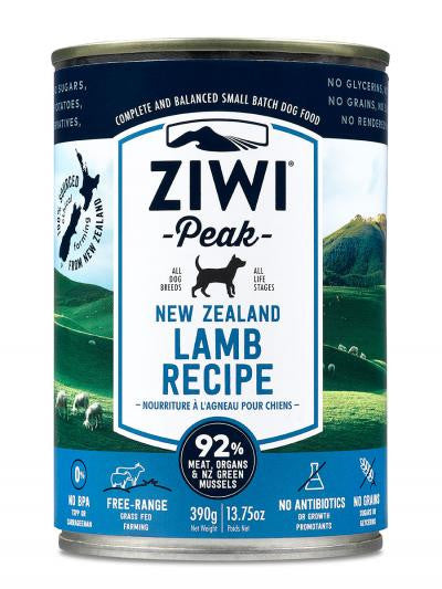 Ziwi Peak Moist Lamb For Dogs