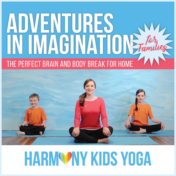 Yoga Video Series For Families
