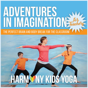 Yoga Video Series For Teachers
